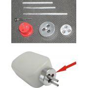 Kit Reparo De Alumínio Para Tanques Combústivel Glow/nitro