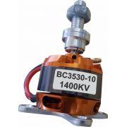 Motor Brushless Rctimer 3530-1400kv - 430w - Aeros Até 1,3kg