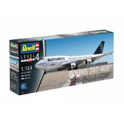 Revell - Boeing 747-400 Iron Maiden-force One- Colecionador