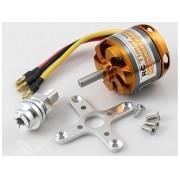 Motor Brushless Rctimer 3536/6- 1250kv 500w+montante/spinner