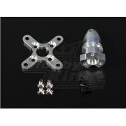 Kit Eixo / Spinner / Montante Para Motores Ntm Série 35