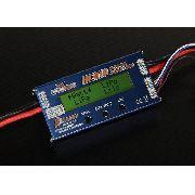 Wattimetro E Analizer Voltage Hk - Lipo / Life / Liion