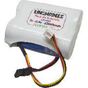 Bateria Life Rontek 2s - 6.4v - 3300mah - 8c - Cilíndrica