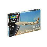 Revell - A320 Etihad Airwais - Escala 1:144 - Level 3