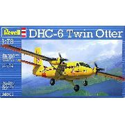Revell - Dhc-6 Twin Otter - Escala 1:72 - Level 3