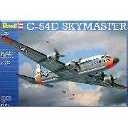 Revell - C-54d Skymaster - Esc1:72- Level 5 - Colecionador