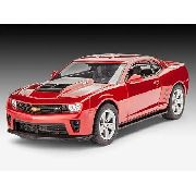 Revell - 2013 Camaro - Escala 1:25 - Level 3 - Kit Completo