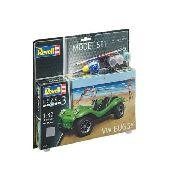 Revell - Vw Buggy - Esc. 1:32 - Nivel 3 - Kit Completo
