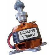Motor Brushless Rctimer 3530/8 1700kv 460w Aeros Até 1,3kg
