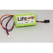 Bateria Life 2s - 6.6v - 1300mah - 1c 9wh - Hobbico