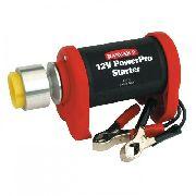 Starter P/ Motores De Aeros Glow/gas Hangar 9 High Torque!