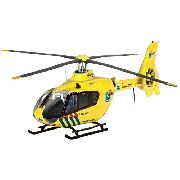 Revell - Airbus Helicopter Ec135 - Escala 1:72 - Level 3