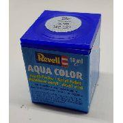 Tinta Revell - Aqua Color - Cod 36190 - Silver 18ml