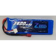Bateria Lipo 3s 11.1v - 3400mah - 35c - Alta Descarga!!!
