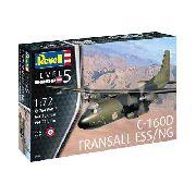 Revell - C-160d Transall - Esc1:72- Level 5 -colecionador