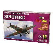 Revell - Spitfire - Esc1:72 Série Snaptite Somente Encaixes