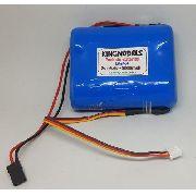 Bateria Life Rontek 2s - 6.4v - 5000mah - 5c - Cilíndrica