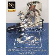 Motor Os Engines 11ax - Platinum - 80anos - Série Especial!!