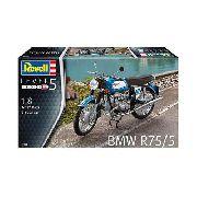 Revell - Motocicleta Bmw R75/5 1/12 Level 5 - Novidade!
