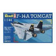 Revell - F-14a Tomcat Esc 1:144 Level 3 Klm
