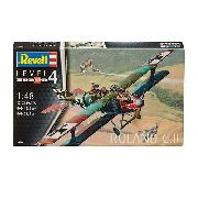 Revell - Roland C.ii - Escala 1:48 - Level 4