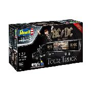 Revell - Truck & Trailer Ac/dc Limited Escala 1:32 Level 3