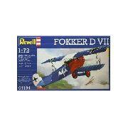 Revell - Fokker D Vii - Escala 1:72 - Level 3