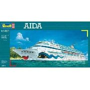 Revell - Navio Aida - Escala 1:1200 - Level 3