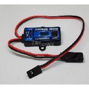Chave Liga Desliga Eletrônica Com Monitor Led - 8a - Turnigy