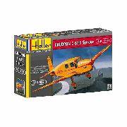 Heller - Caudron C-635 Simoun - Escala 1:72 - 34pçs