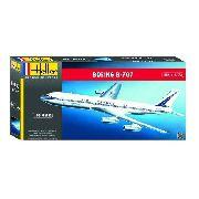 Heller - Boeing B-707 Air France - Escala 1:72 - 105pçs