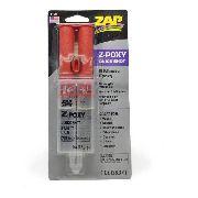 Cola Epóxi Zap - Americana - 5min - 28.3g - Seringa - Top!!!