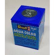 Tinta Revell - Aqua Color - Cod 36140 - Black Green 18ml