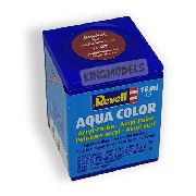 Tinta Revell - Aqua Color - Cod 36137 - Reddish Brown 18ml