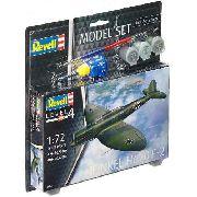 Revell - Heinkel He70 F-2 - Esc1:72 - Level 3 Model Set