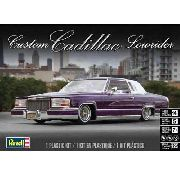 Revell - Custom Cadillac Lowrider 1/25 - Level 5