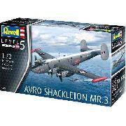 Revell - Avro Shackleton Mr.3 - Escala 1:72 - Level 5