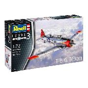 Revell - T-6 G Texan - Escala 1:72 - Level 3