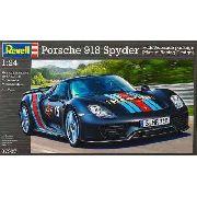 Revell - Porsche 918 Spyder Martini Design 1:24 N.4 Rev7027