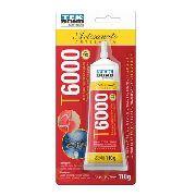 Cola Permanente Tek Bond T6000 110g - Artesanato Bijouteria