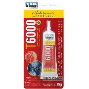 Cola Permanente Tek Bond T6000 25g - Artesanato Bijouteria