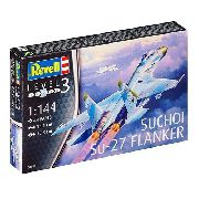 Revell - Suchoi Su-27 Flanker - Esc1:144- Level 3 Rev3948