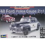 Revell - '48 Ford Police Coupe 2in1 - 1:25 L.5 - 85-4318