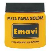 Pasta Auxiliar Para Solda A Estanho Emavi - 110g