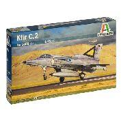 Italeri 1408 - Kfir C.2 Mirage Iii/5 Escala 1:72 Nível 3