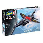 Revell Dassault Mirage F.1c/ct 1:72 Level.3 Cód.4971