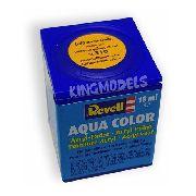 Tinta Revell - Aqua Color - Cod 36310 Lufthansa Yellow 18ml