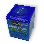 Tinta Revell - Aqua Color - Cod 36152 - Blue Gloss - 18ml