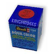 - Tinta Revell - Aqua Color - Cod 36131 Fieri Red 18ml