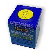 Tinta Revell - Aqua Color - Cod 36115 Yellow Matt 18ml